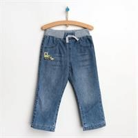 Baby Car Denim Cover-up Single Pants