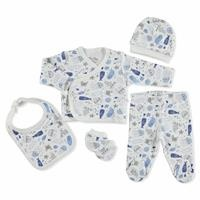 Submarine Newborn Hospital Pack 5 pcs