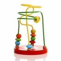 Ahşap Bebek Mini Koordinasyon Oyunu
