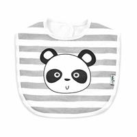 Baby Striped Cute Printed Apron/Bib