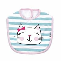 Baby Striped Printed Bib