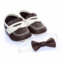 Bebek Ayakkabısı ve Saç Bandı