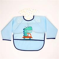 Poli Long Sleeve Baby Apron