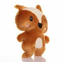 Fox Plush Toy Pillow