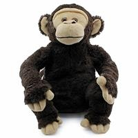 Chimpanzee Plush Baby Backpack Bag