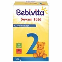 Baby Follow-on Milk 2 500 gr