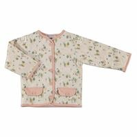 Winter Soft Forest Theme Baby Jacket