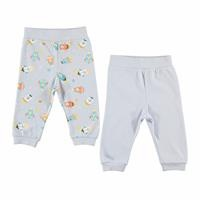 Baby Footless Trousers 2 pcs