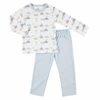 Neşeli Kış Bebek Pijama Takımı