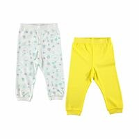 Footless Trousers 2 Pack