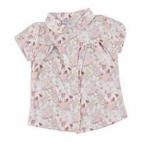 Baby Girl Texture Shirt