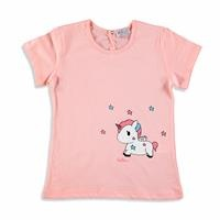 Baby Girl Basic Tshirt