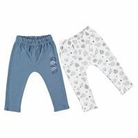 Baby Boy Mediterranean Spirit Footless Trousers Set
