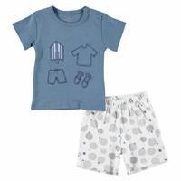 Mediterranean Spirit Baby Pyjamas Set