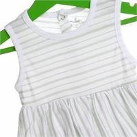 Bebek Elbise Body Çizgili