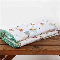 Telali Blanket Circus Pattern