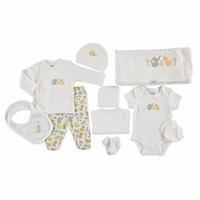 Safari Yenidoğan Bebek Hastane Çıkışı 10lu