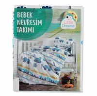 Vehicles Baby Room Duvet Cover