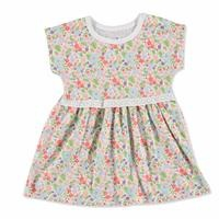 Tropical Summer Baby Girl Dress