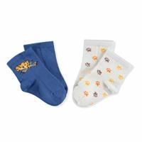 Summer Baby Boy Tiger Socks 2 pcs