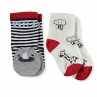 Summer Baby Boy Rhino Cotton Socks 2 pcs
