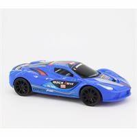 Road King Uzaktan Kumandalı Yarış Arabası Mavi