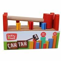 baby&toys Ahşap Çak Tak Oyunu