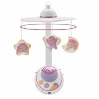 Magical Stars Projection Mobile Pink