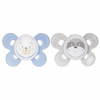 Physio Comfort Pacifier for Boys 0-6 Months 2 pcs