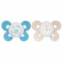 Physio Comfort Baby Pacifier for Boys 6-16 Months 2 pcs