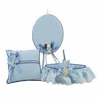 Bebek Oda Süsleme Seti Mavi
