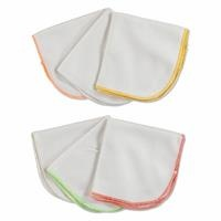 Baby Mouth Handkerchief Interlock 6 pcs