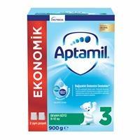 Aptamil 3 Devam Sütü 900 gr