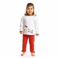 Ördek Tema Pijama Takımı