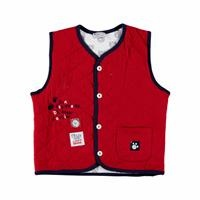Teddy Bear Theme Baby Vest