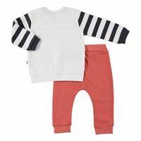 Bebek Zebra Pijama Takımı