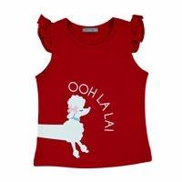 Kız Bebek Ohlala Süprem Tshirt