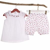 Lady Poplin Shirt Short Set