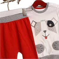 Little Dog Pyjamas Set