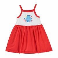 Summer Baby Girl Marine Rope Strap Dress