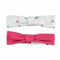 Summer Baby Girl Sweet Crerry Headband 2 pcs