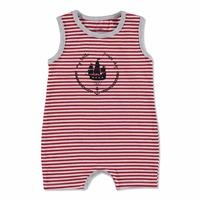Little Pirate Baby Boy Supreme Jumpsuit
