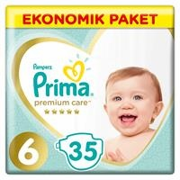 Premium Care Baby Diaper Size 6 Extra Large Economic Pack 13+ kg 35 kg