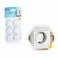 Outlet Plug Covers 6 pcs
