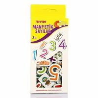 Magnetic Numbers Age 3+