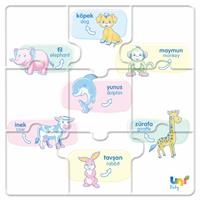 Play&Learn Baby Wet Towel Wipes 12x52 pcs