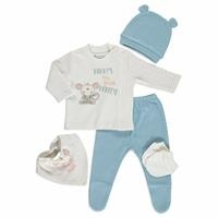 My Monkey Newborn Hospital Pack 5 pcs