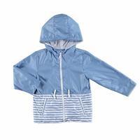 Summer Baby Boy Hooded Raincoat