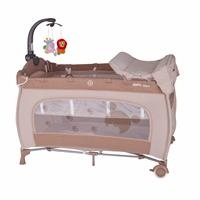 Calipso2 Travel Cot Bed 70x120 cm