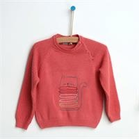 Basic Cat Sweater